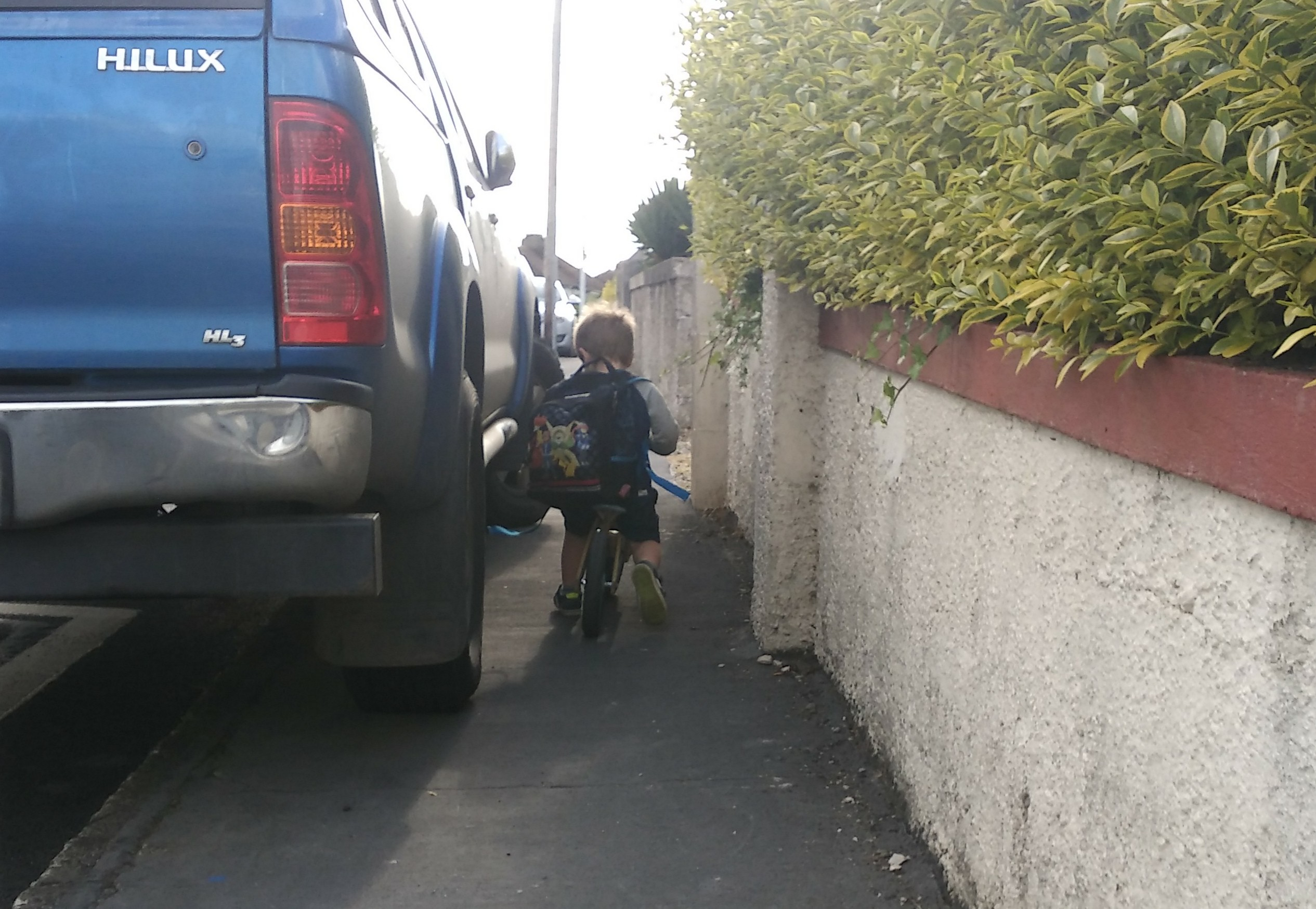 Cycling in Limerick